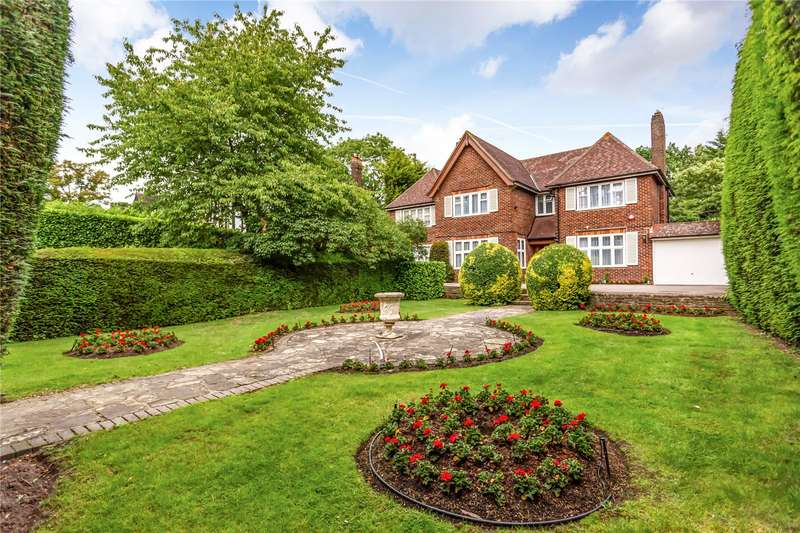 5 Bedrooms Detached House for sale in Brockley Hill, Stanmore, Middlesex, HA7