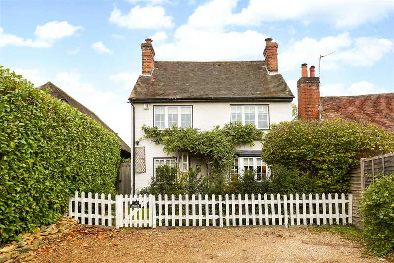 3 Bedrooms Detached House for sale in The Street, West Clandon, Guildford, Surrey, GU4