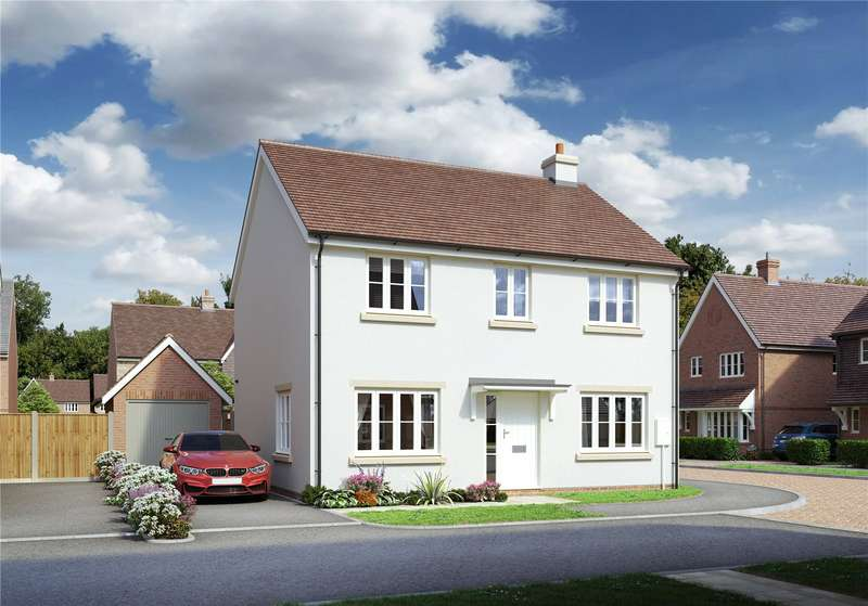 4 Bedrooms Detached House for sale in Ambersey Green, Amberstone Road, Hailsham, East Sussex, BN27