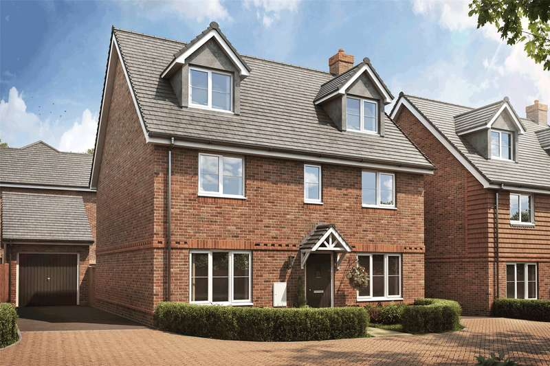 5 Bedrooms Detached House for sale in Oak Park, Longmoor Road, Liphook, Hampshire, GU30