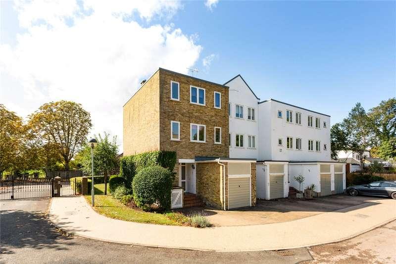 3 Bedrooms Semi Detached House for sale in Braybank, Bray, Maidenhead, Berkshire, SL6