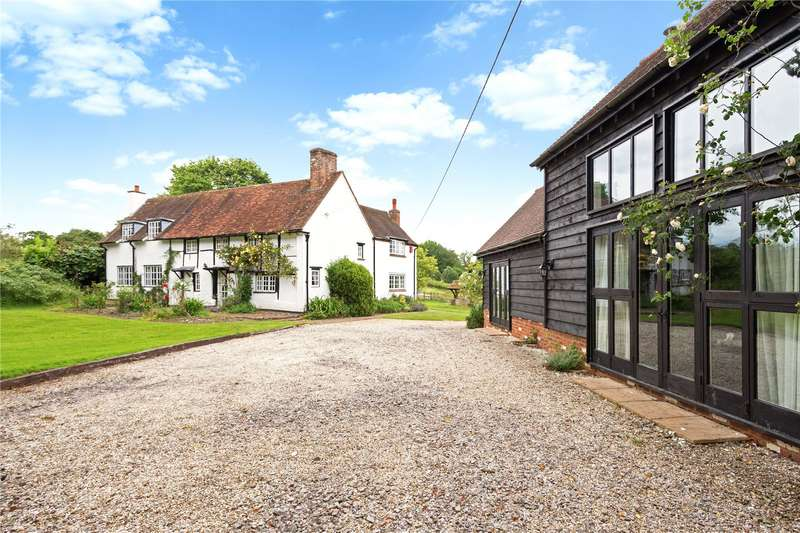 6 Bedrooms Detached House for sale in Ibstone, High Wycombe, Buckinghamshire, HP14