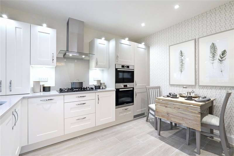 2 Bedrooms Retirement Property for sale in Maryland Place, Townsend Drive, St Albans, Hertfordshire, AL3