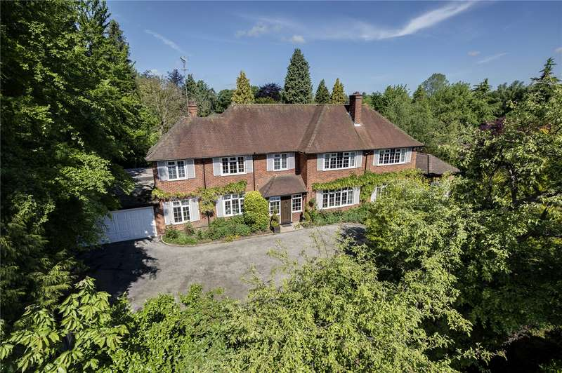 5 Bedrooms Detached House for sale in Cokes Lane, Chalfont St. Giles, Buckinghamshire, HP8