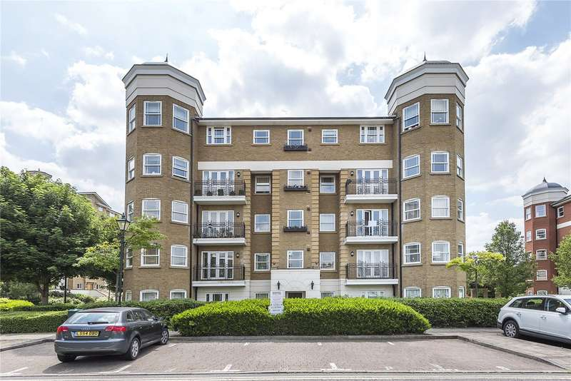 2 Bedrooms Flat for sale in Clayton House, 50 Trinity Church Road, London, SW13
