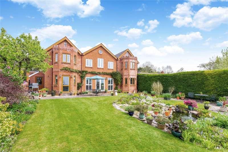 9 Bedrooms Detached House for sale in Stonehenge Road, Amesbury, Salisbury, Wiltshire, SP4