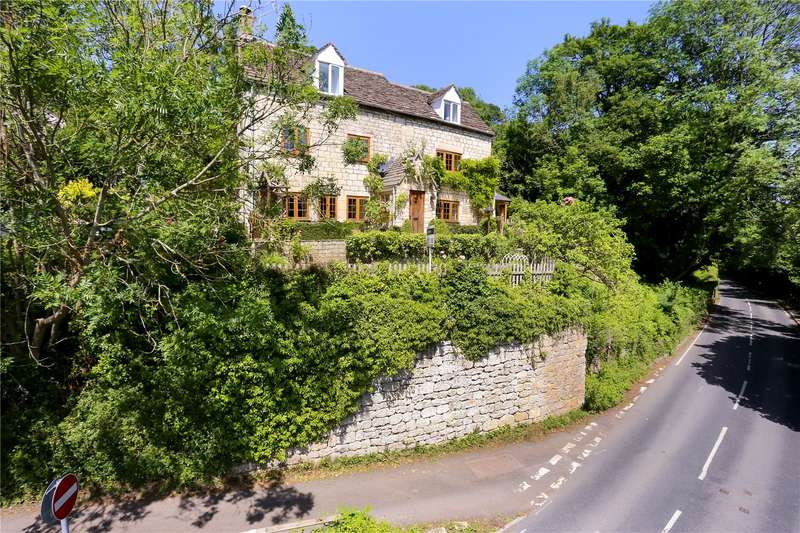 3 Bedrooms Detached House for sale in Whiteway Bank, Horsley, Stroud, Gloucestershire, GL6