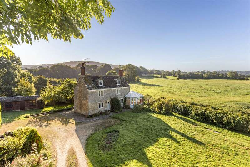 3 Bedrooms Detached House for sale in Oxlynch Lane, Oxlynch, Stonehouse, Gloucestershire, GL10