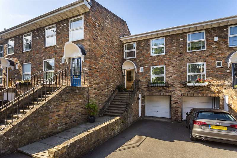 4 Bedrooms Terraced House for sale in Manor Road, Teddington, TW11