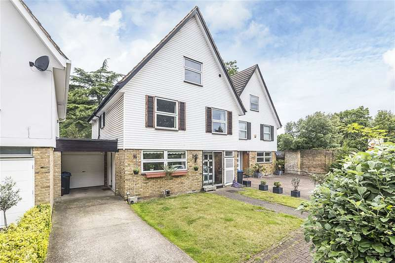 6 Bedrooms Detached House for sale in Alfreton Close, London, SW19