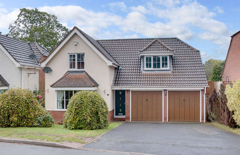 5 Bedrooms Detached House for sale in Badger Brook Lane, Astwood Bank, Redditch, B96 6EJ