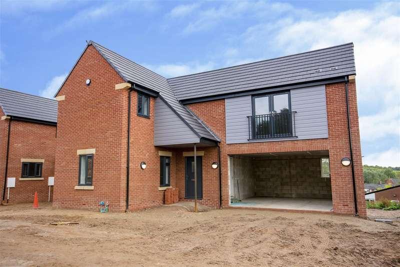 4 Bedrooms Detached House for sale in Beeston Close, Bestwood Village, Nottingham