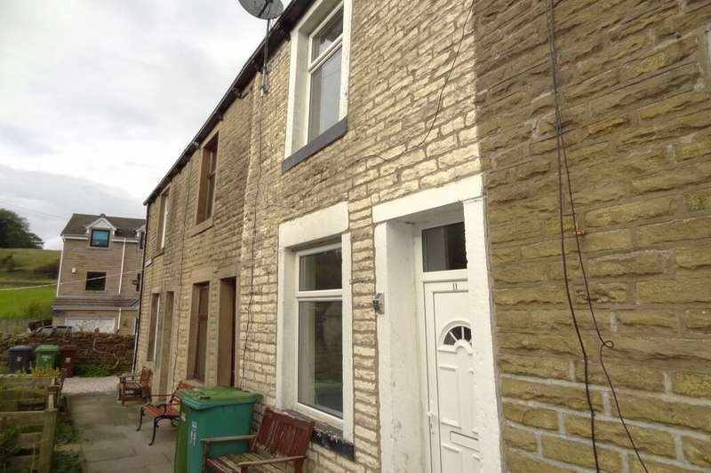 2 Bedrooms Terraced House for sale in Railway Street, Foulridge, Colne, BB8