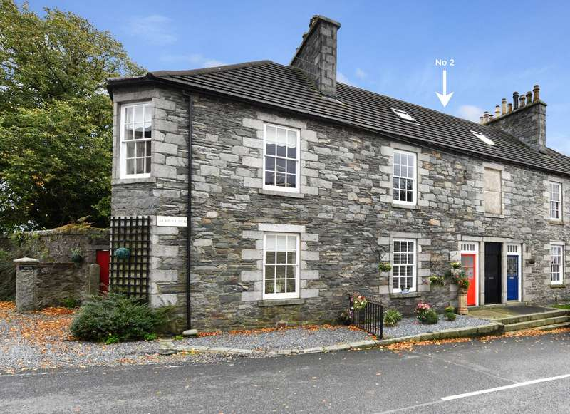 3 Bedrooms Terraced House for sale in 2 Acre Place, Wigtown, Newton Stewart, Dumfries and Galloway, DG8