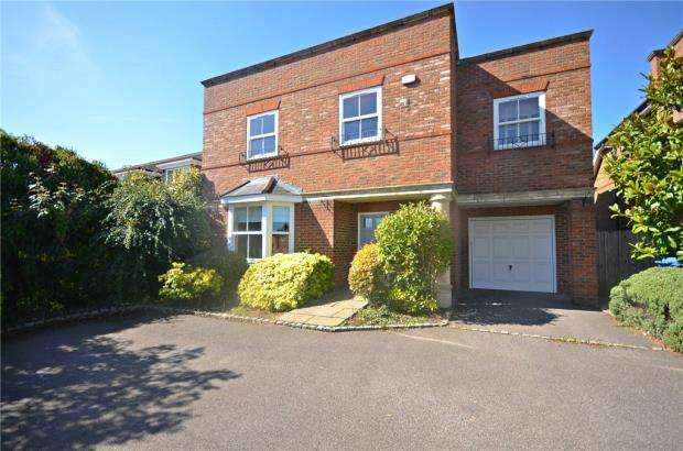 5 Bedrooms Detached House for sale in Terrace Road North, Binfield, Bracknell