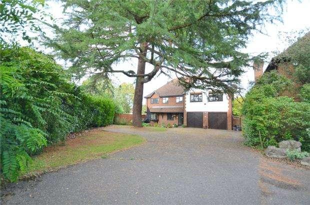6 Bedrooms Detached House for sale in Long Drive, Burnham, Slough
