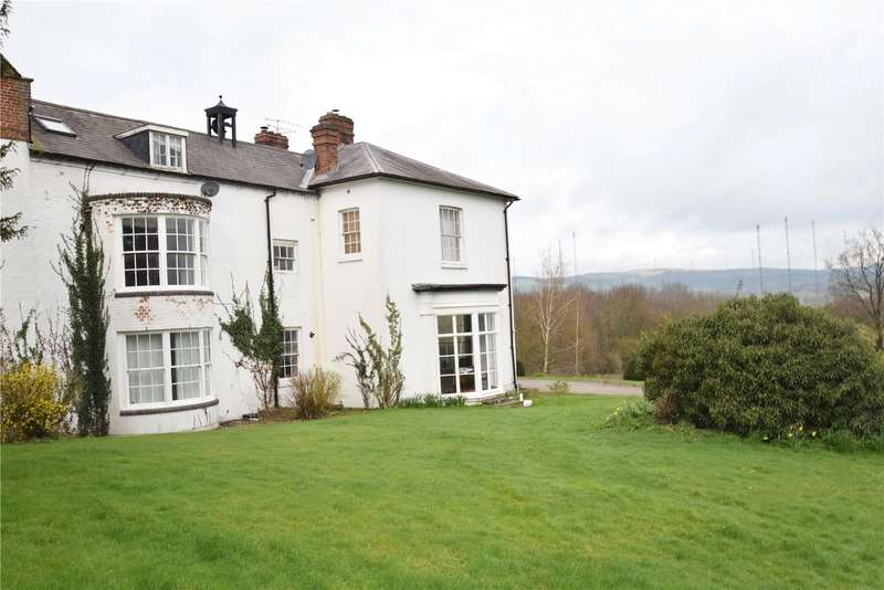 2 Bedrooms Flat for rent in Flat 4, Woofferton Grange, Brimfield, Ludlow, Herefordshire, SY8