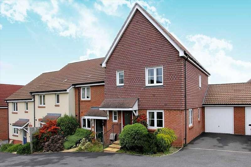 3 Bedrooms Semi Detached House for sale in Jones Lane, Tidworth