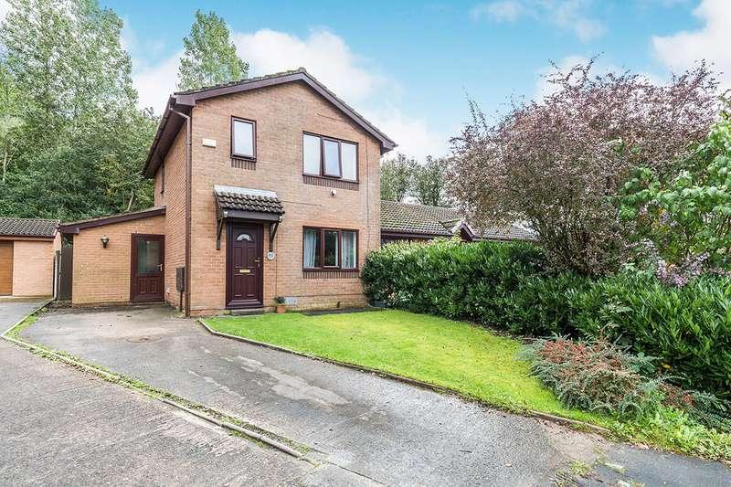 3 Bedrooms Semi Detached House for sale in Masonfield, Bamber Bridge, Preston, Lancashire, PR5