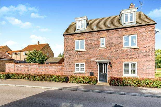 4 Bedrooms Detached House for sale in Canal Lane, Deanshanger, Milton Keynes