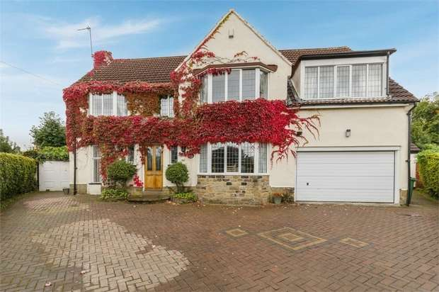 5 Bedrooms Detached House for sale in Shortway, Stanningley, Pudsey, West Yorkshire