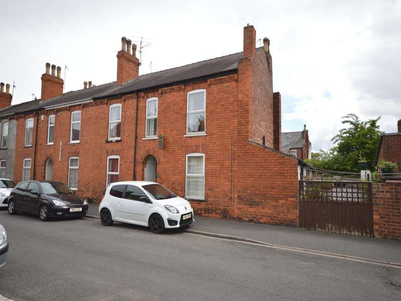 3 Bedrooms End Of Terrace House for sale in Cross Street, Lincoln, LN5