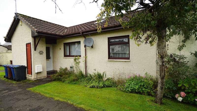 3 Bedrooms Bungalow for sale in Corlic Way, Kilmacolm
