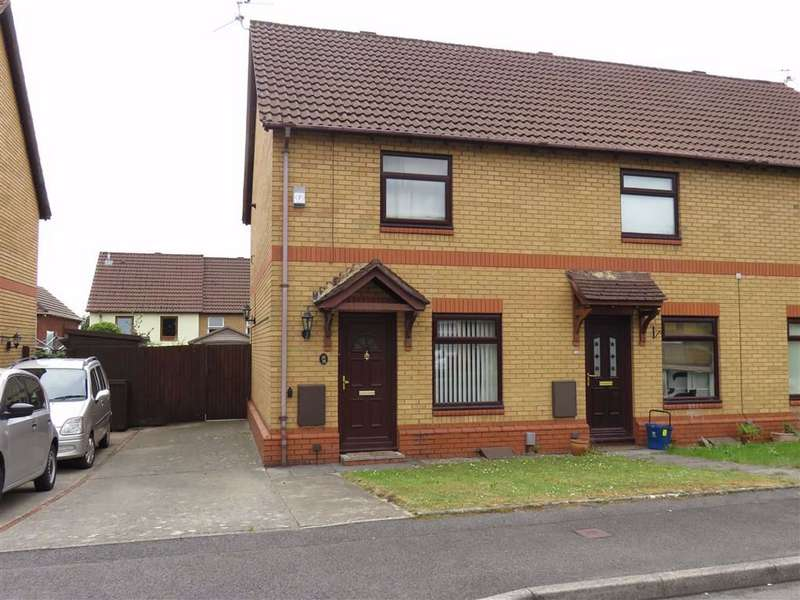 2 Bedrooms End Of Terrace House for rent in Foster Drive, Cardiff