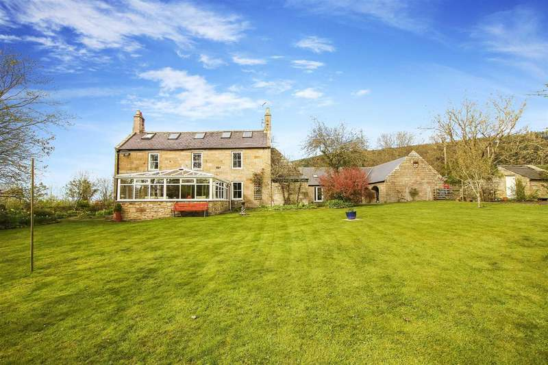 7 Bedrooms Detached House for sale in The Mill House, Alnwick