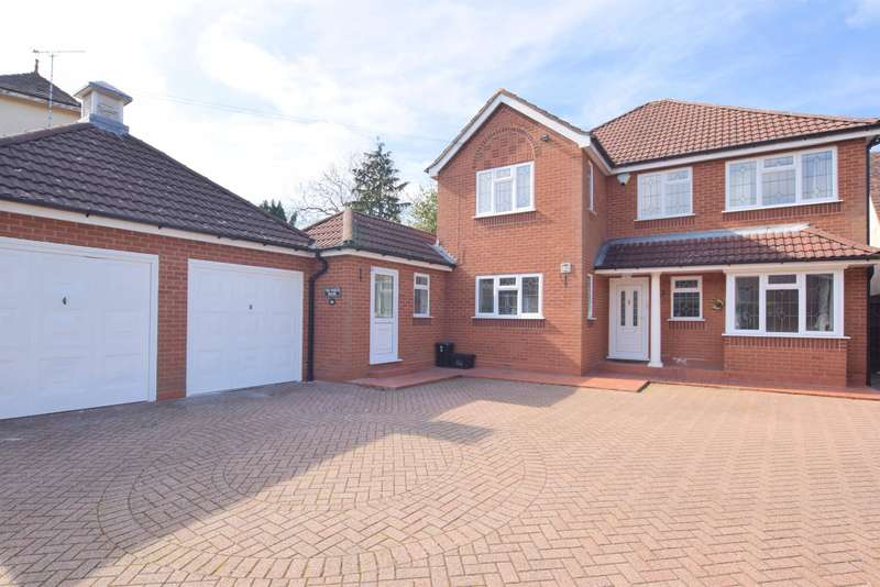 4 Bedrooms Detached House for sale in Beechnut Lane, Solihull, B91 2NN