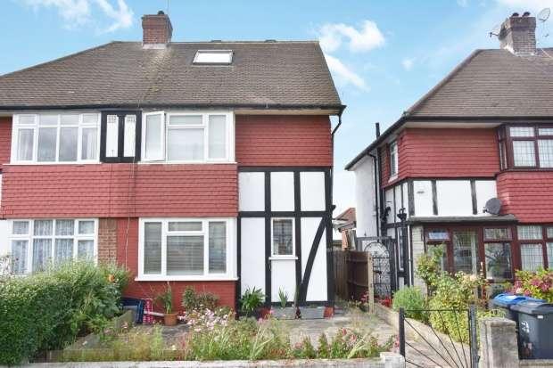 4 Bedrooms Semi Detached House for sale in Seymour Avenue, Morden, Surrey, SM4 4RA