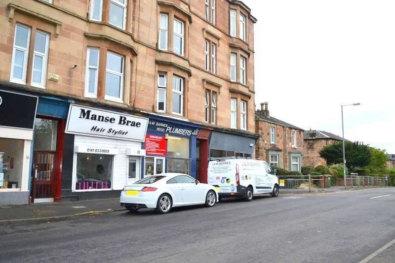 1 Bedroom Flat for sale in Manse Brae, Cathcart, Glasgow