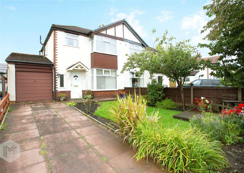 3 Bedrooms Semi Detached House for sale in Hardy Mill Road, Bolton, Lancashire, BL2