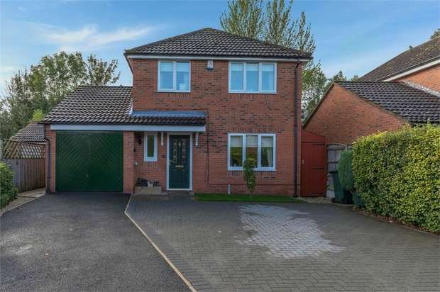 4 Bedrooms Detached House for sale in Crambeck Village, Welburn, York