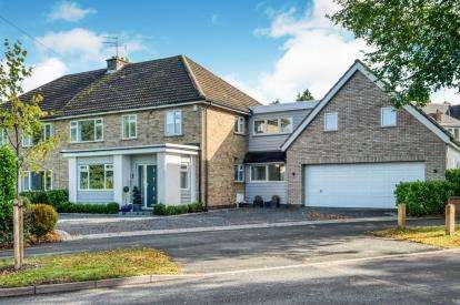 4 Bedrooms Semi Detached House for sale in Lime Avenue, Leamington Spa, Warwickshire, England
