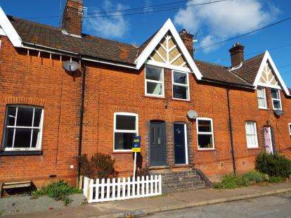 3 Bedrooms Terraced House for sale in Melton Constable, Norfolk, England
