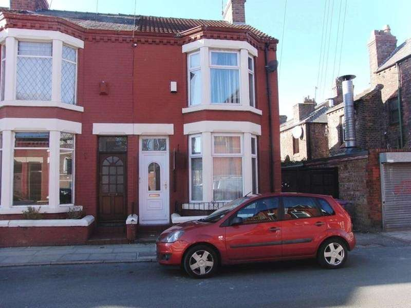 3 Bedrooms Terraced House for sale in Gondover Avenue Orrell Park L9