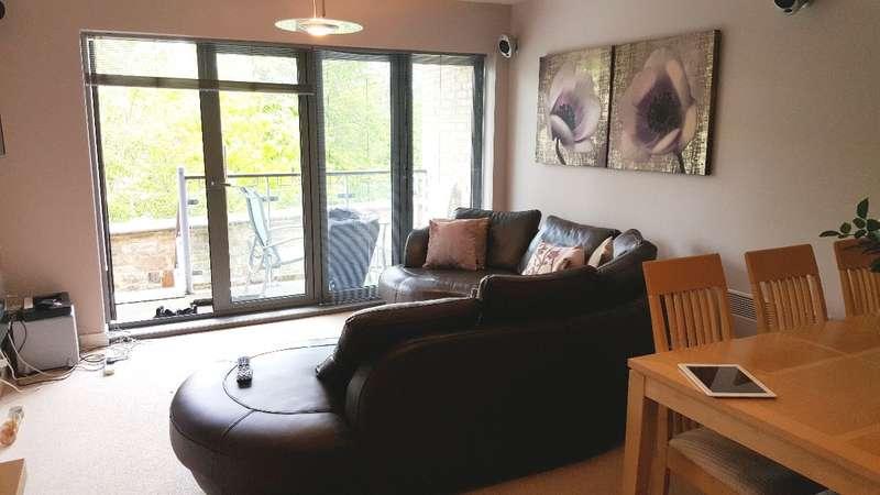 2 Bedrooms Apartment Flat for sale in Fairway Court