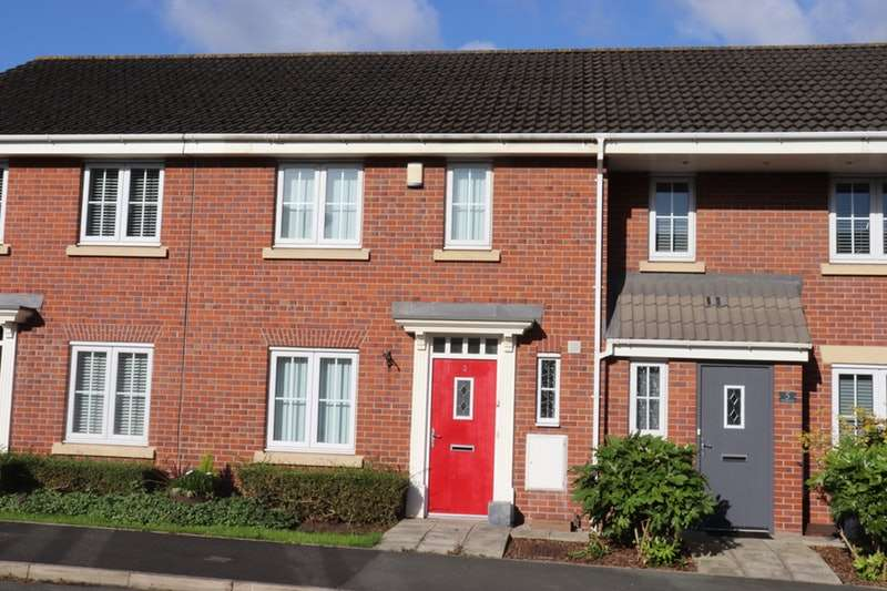 3 Bedrooms Terraced House for sale in Palmarsh Road, Widnes, Cheshire, WA8