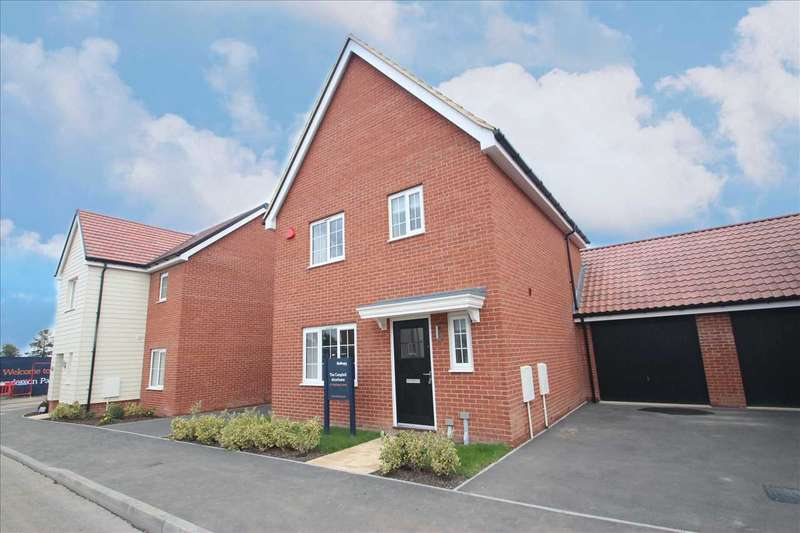 3 Bedrooms Detached House for sale in The Campbell, Landermere Road, Thorpe-Le-Soken, CO16
