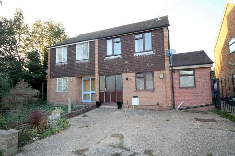 3 Bedrooms Semi Detached House for sale in Blenheim Road, Clacton on Sea