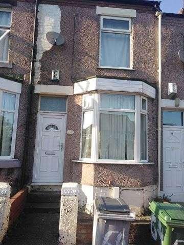 2 Bedrooms Property for sale in Holt Road, Birkenhead, Merseyside, CH41 9ES