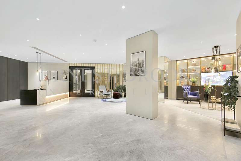 2 Bedrooms Apartment Flat for sale in Carrera Tower, 250 City Road, Islington, EC1V