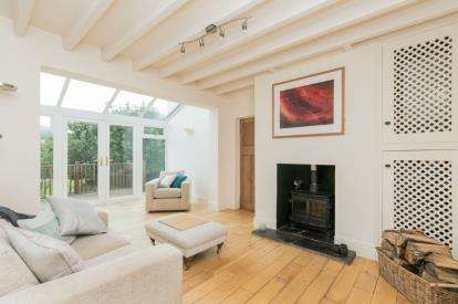 4 Bedrooms Detached House for sale in Graig, Glan Conwy, Conwy, North Wales, LL28