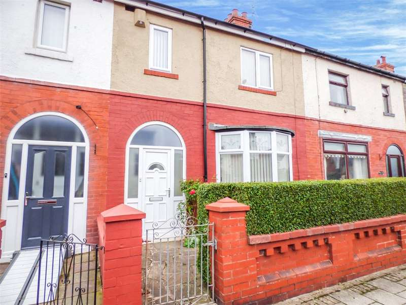 3 Bedrooms Terraced House for sale in Selbourne Road, Blackpool, Lancashire