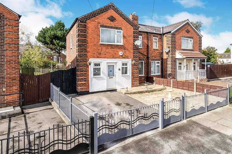 3 Bedrooms Semi Detached House for sale in Clively Avenue, Swinton, Manchester, M27