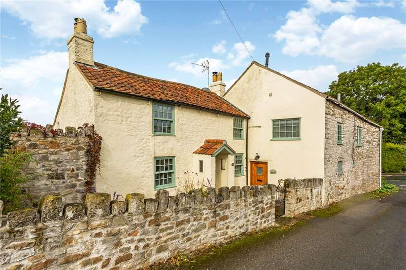 5 Bedrooms Detached House for sale in The Square, Alveston, Bristol, Gloucestershire, BS35