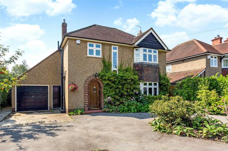3 Bedrooms Detached House for sale in Windsor Road, Maidenhead, Berkshire, SL6