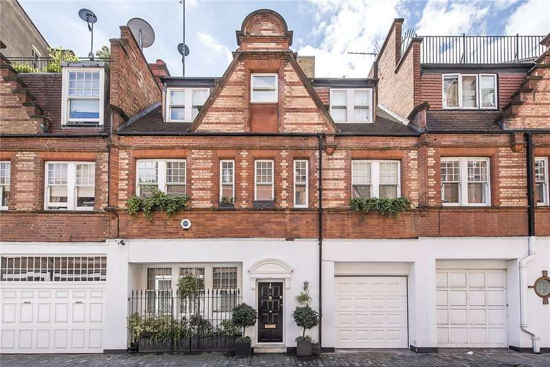 3 Bedrooms House for sale in Holbein Mews, London, SW1W