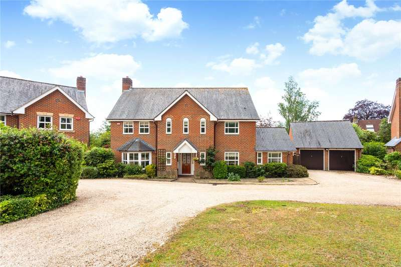 4 Bedrooms Detached House for sale in Hinton Fields, Kings Worthy, Winchester, Hampshire, SO23